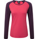 Mountain Equipment Redline Maglietta a maniche lunghe Donna rosa